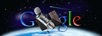 20º Aniversario del lanzamiento  del telescopio Hubble de la NASA