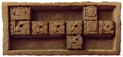 Fin del 13er Baktún de los Mayas